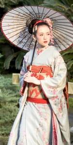 Fotograma de la película Memorias de una Geisha del director Rob Marshall.